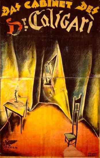O Gabinete do Dr. Caligari (1920)