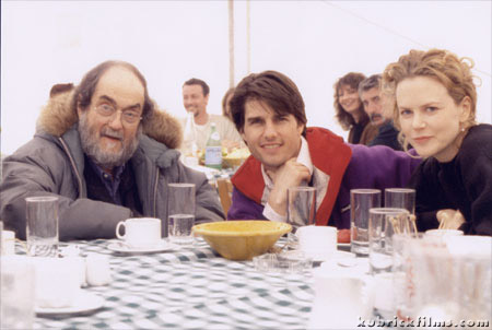 Comiendo con Kubrick