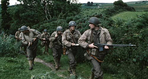 United states army for Food bar saving private ryan